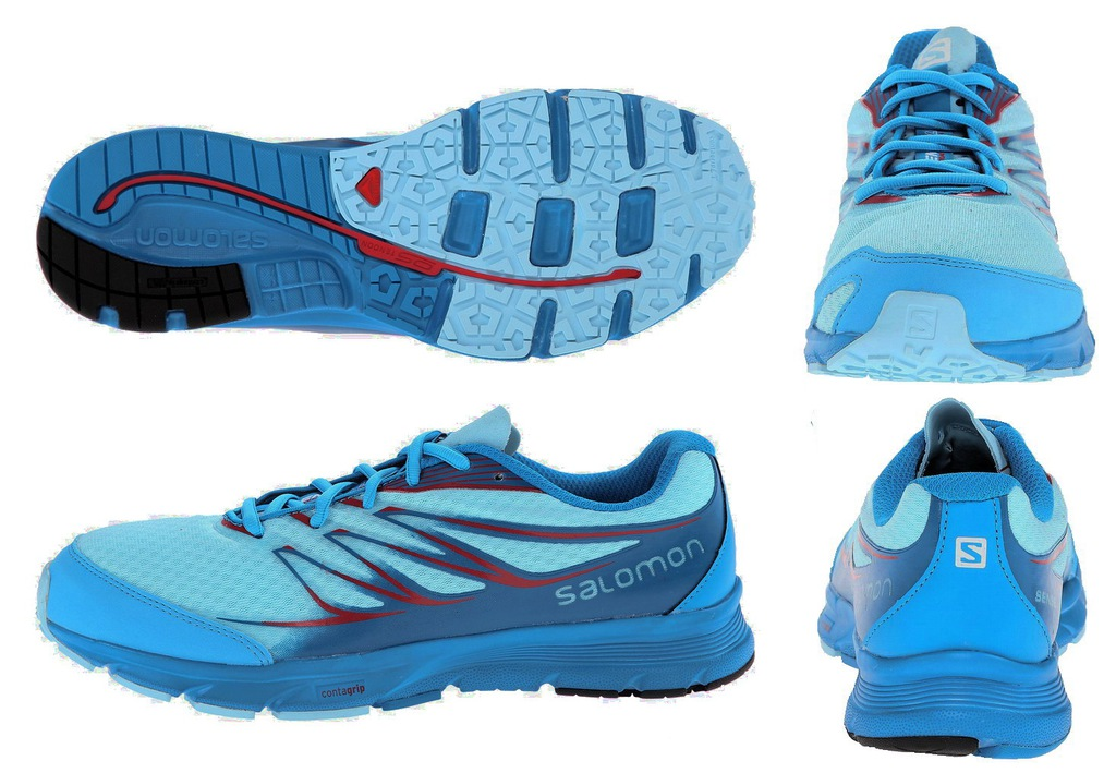 Salomon Sense Link buty damskie outdoorowe 39 13