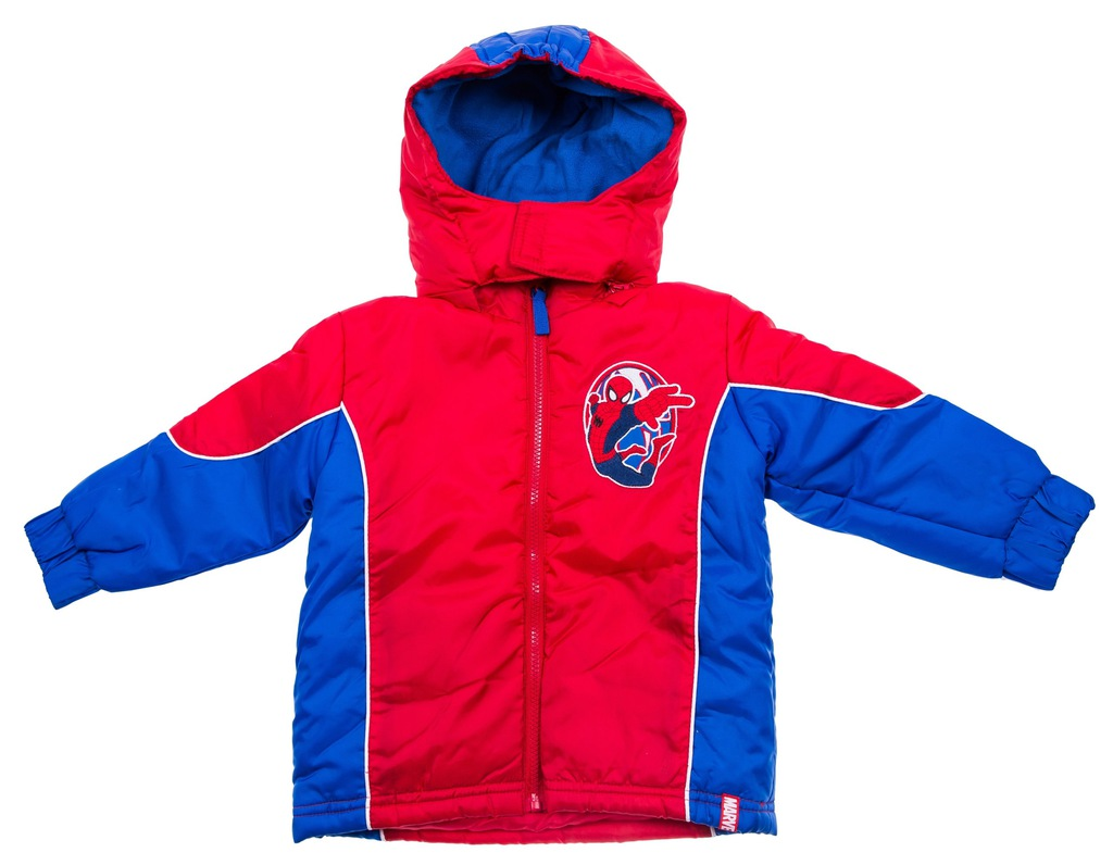 kurtka zimowa marvel dla dzieci 116