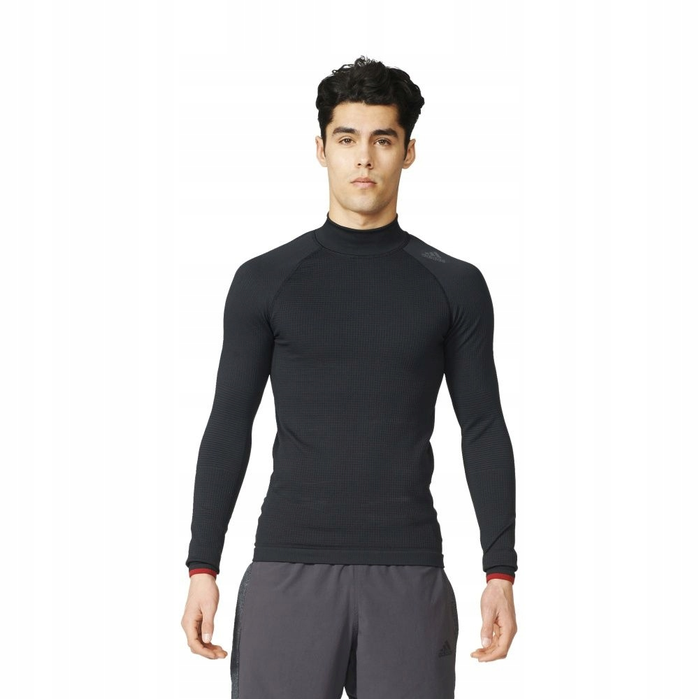 Koszulka adidas Techfit Heat Long Sleeve Mock M cz
