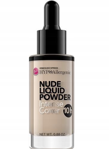 Bell Hypoallergenic Puder w płynie Nude Liquid Powder nr02