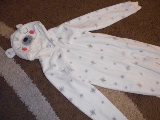 piżama miś C&A 146-152cm
