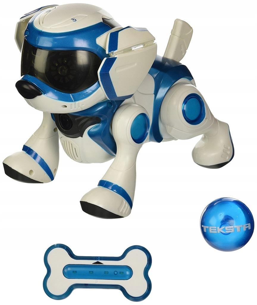 Teksta Robopiesek Interaktywny Pies Robot 5g Glos 7600732793 Oficjalne Archiwum Allegro