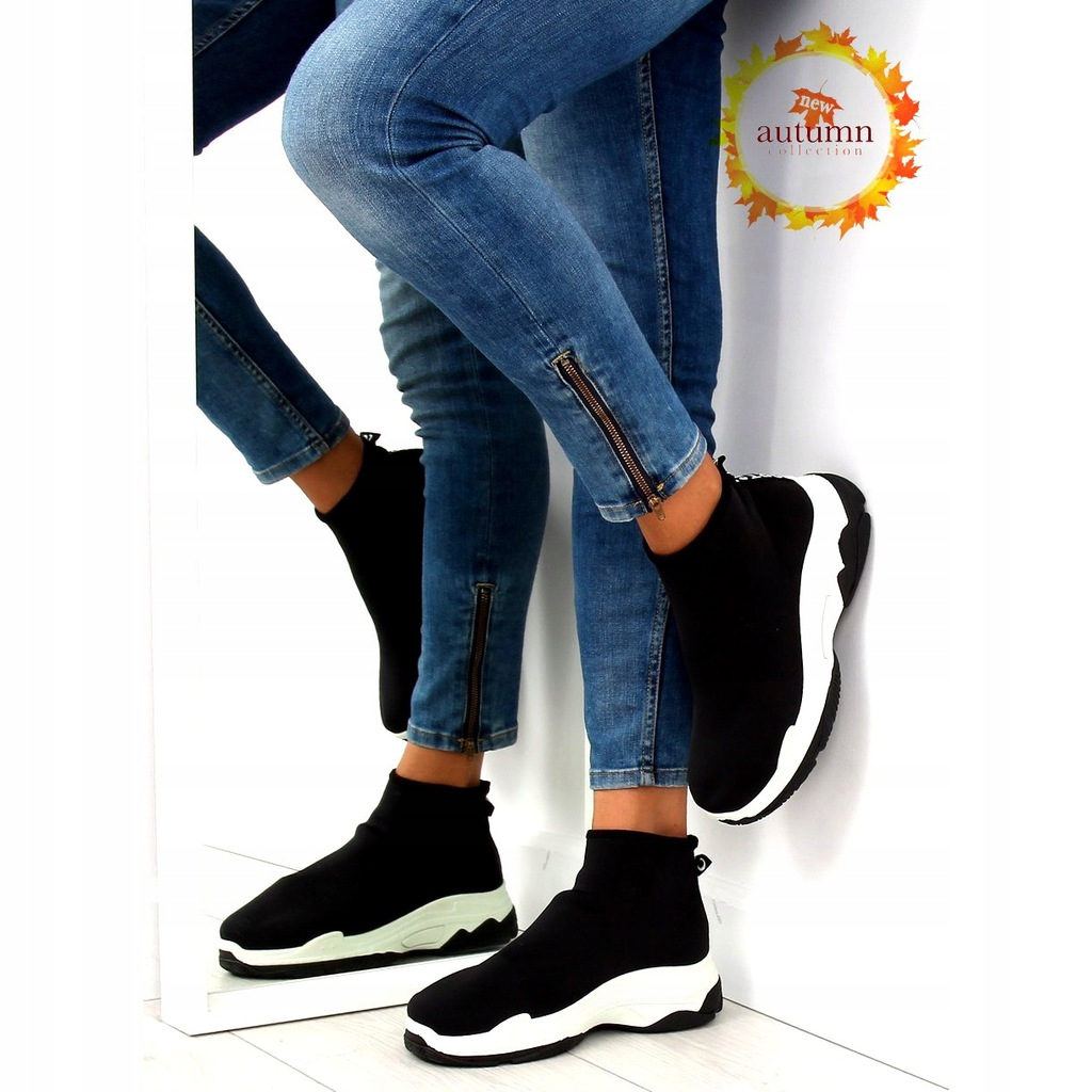 Buty neoprenowe czarne LA28P Black | Buty, Buty sportowe i