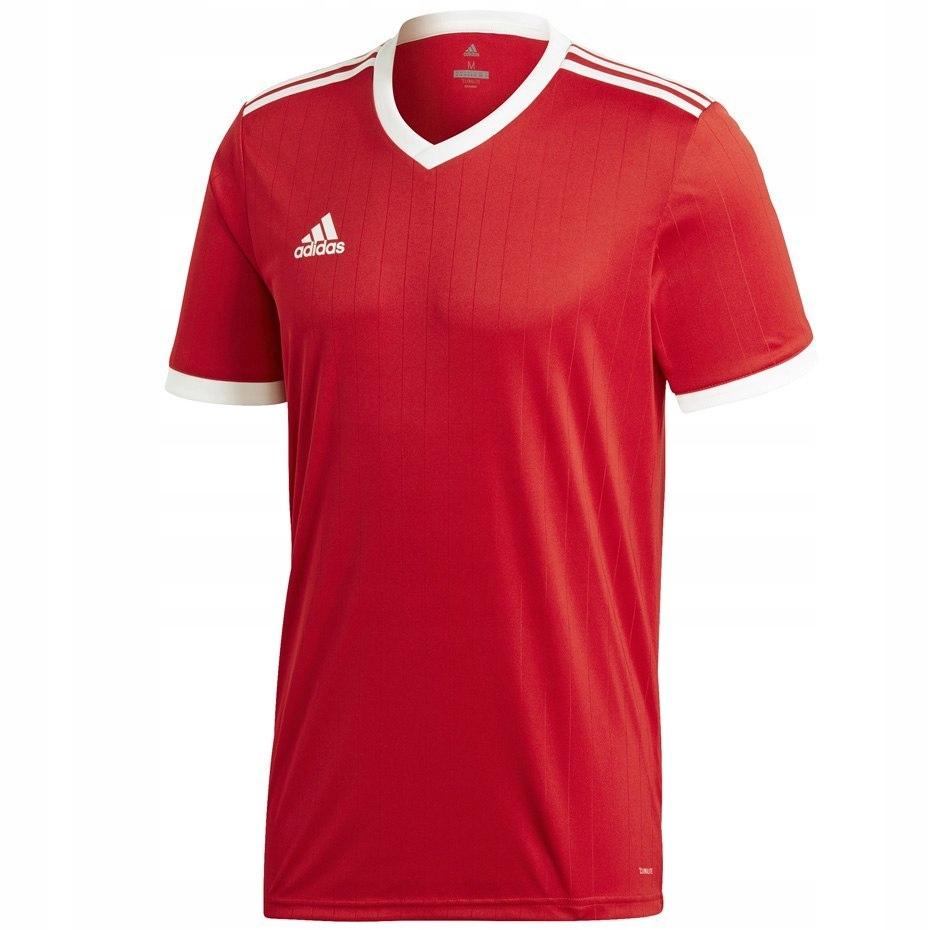 Koszulka adidas Tabela 18 Jersey czerwona CE8935