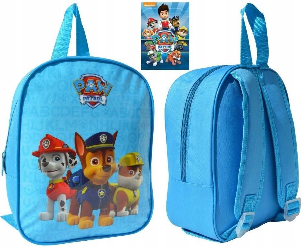 Mały Plecak dziecięcy Psi Patrol Boy Small