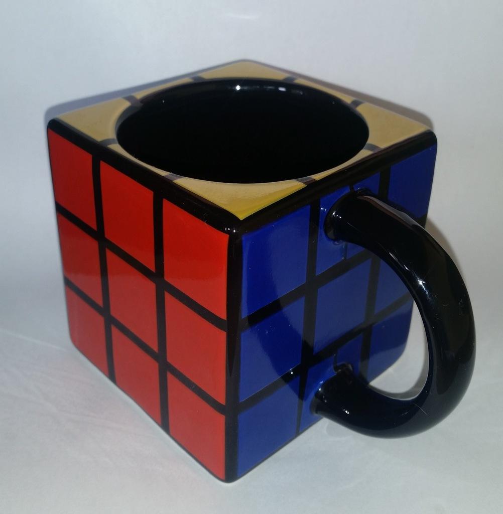 Kubek Kostka Rubika Na Prezent 7680974322 Oficjalne Archiwum Allegro