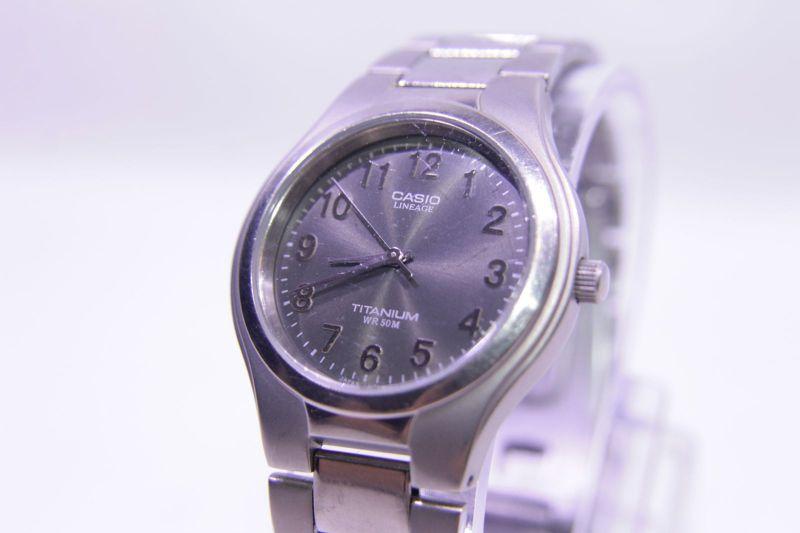 zegarek casio lin 162 opis