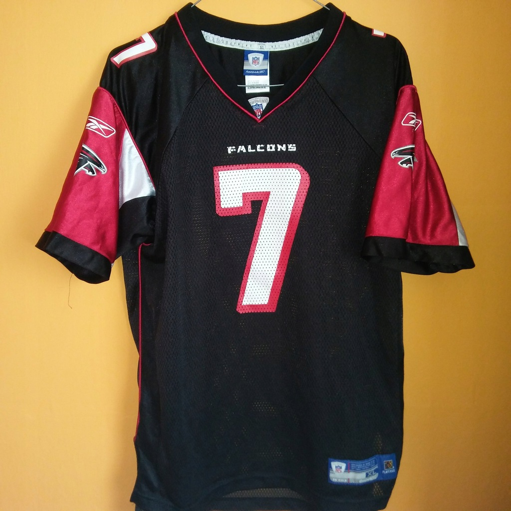 NFL PLAYERS - VICK - NR 7 - FALCONS - L - REEBOK