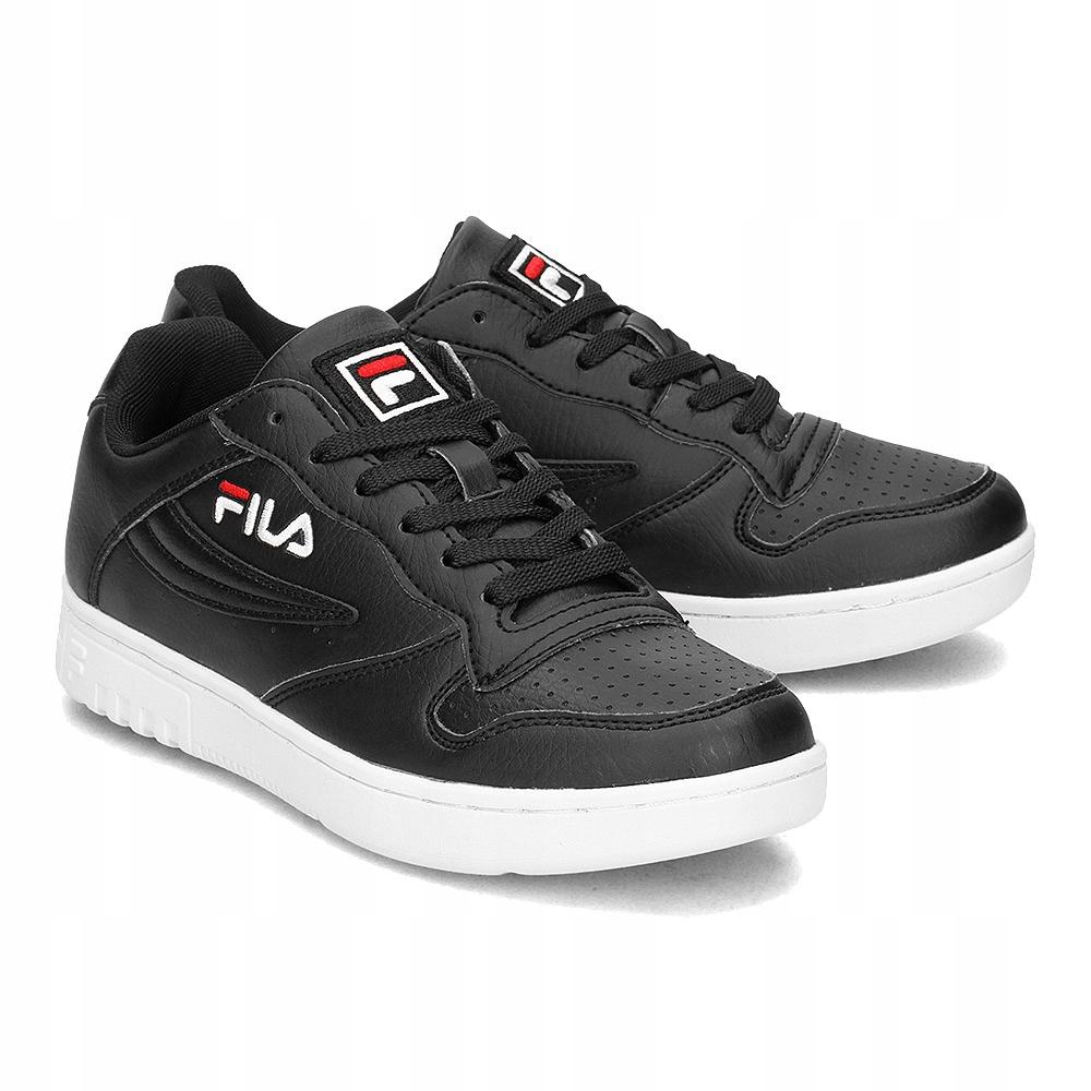 FILA Sneakersy Damskie Czarne R.36
