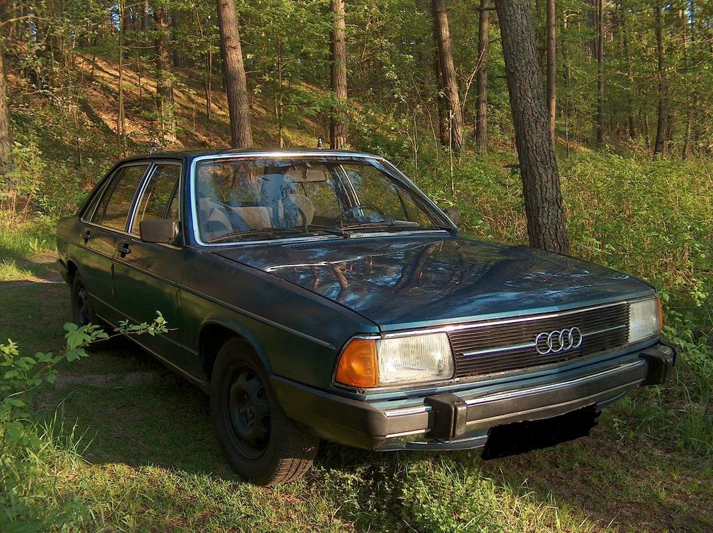 Audi 100 C2 7119006889 Oficjalne Archiwum Allegro