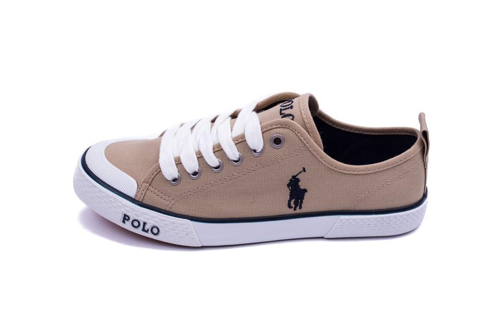 POLO Ralph Tenisówki Trampki buty damskie rozm 36