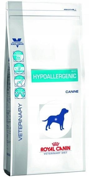 Royal Canin VD Canine Hypoallergenic DR21 7kg