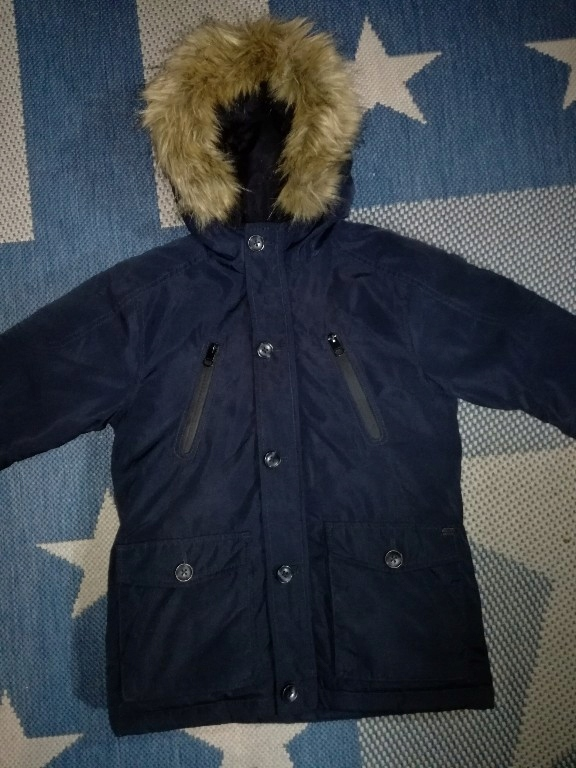 kurtka zimowa dziecięca zara kids