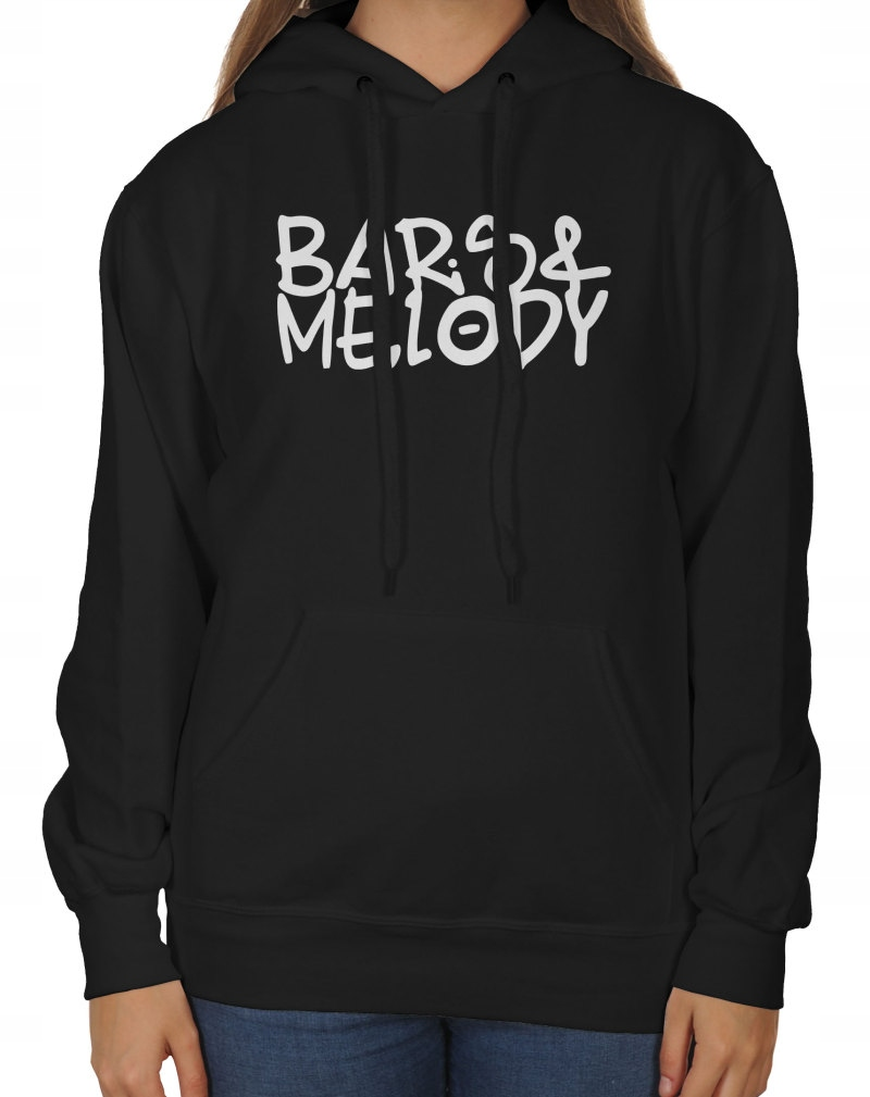 Bluza Z Kapturem Oversize Bars And Melody Bambino 7078920631 Oficjalne Archiwum Allegro