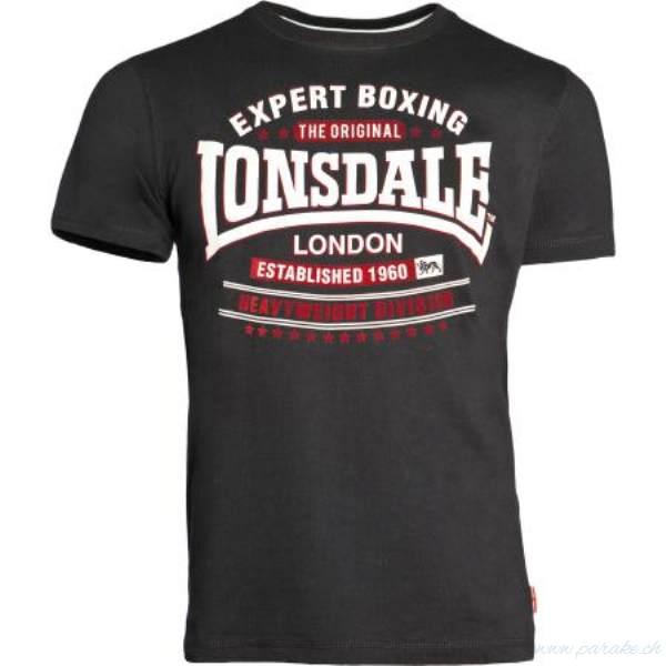 T-shirt Lonsdale London Swansea XL