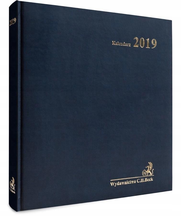 Kalendarz 2019 Prawnika Gabinetowy 7700420978 Oficjalne Archiwum Allegro