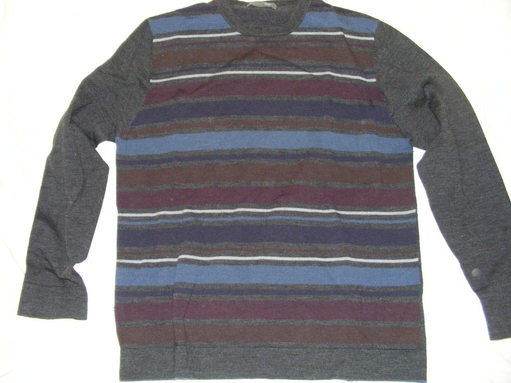 Swetr meski Marks&Spencer z merynosow 104-109