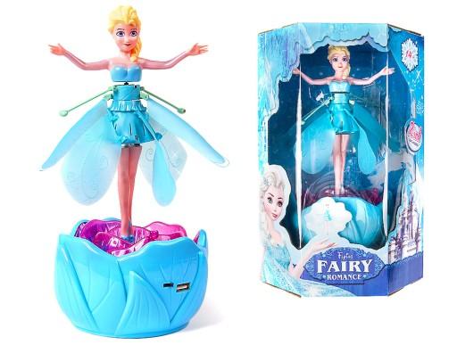 Latajaca Wrozka Elsa Fairy Kraina Lodu Gra Swieci 7057164588 Oficjalne Archiwum Allegro