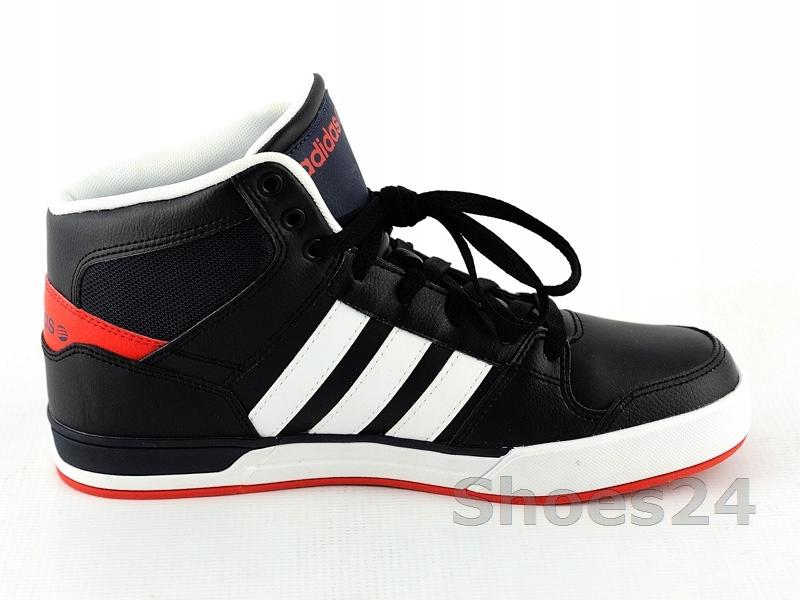 Buty sportowe Adidas Bbneo Avenger [F38106] r.39