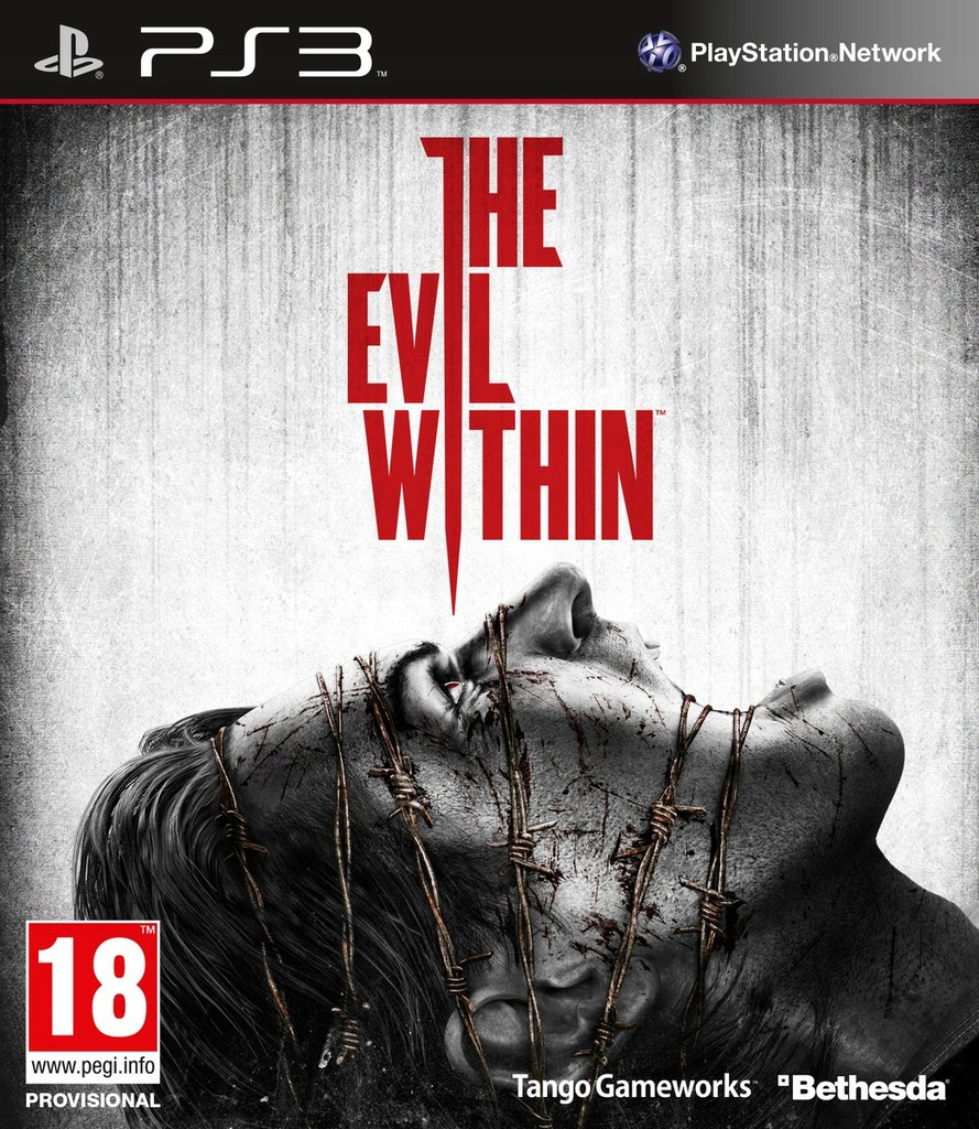 The Evil Within Ps3 7564165515 Oficjalne Archiwum Allegro