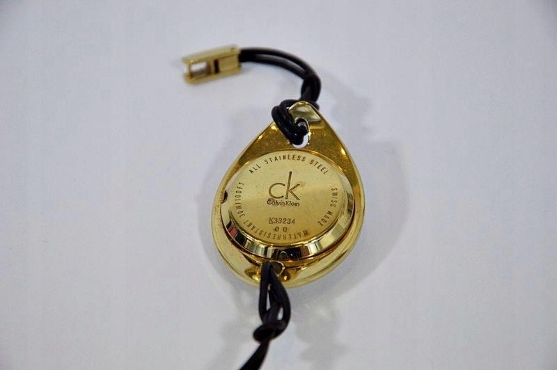 zegarek calvin klei na rzemyku