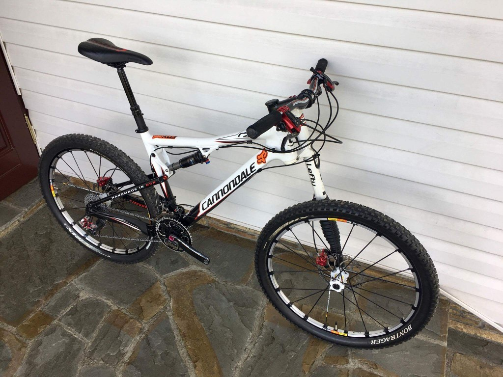 Cannondale RZ One Forty Carbon