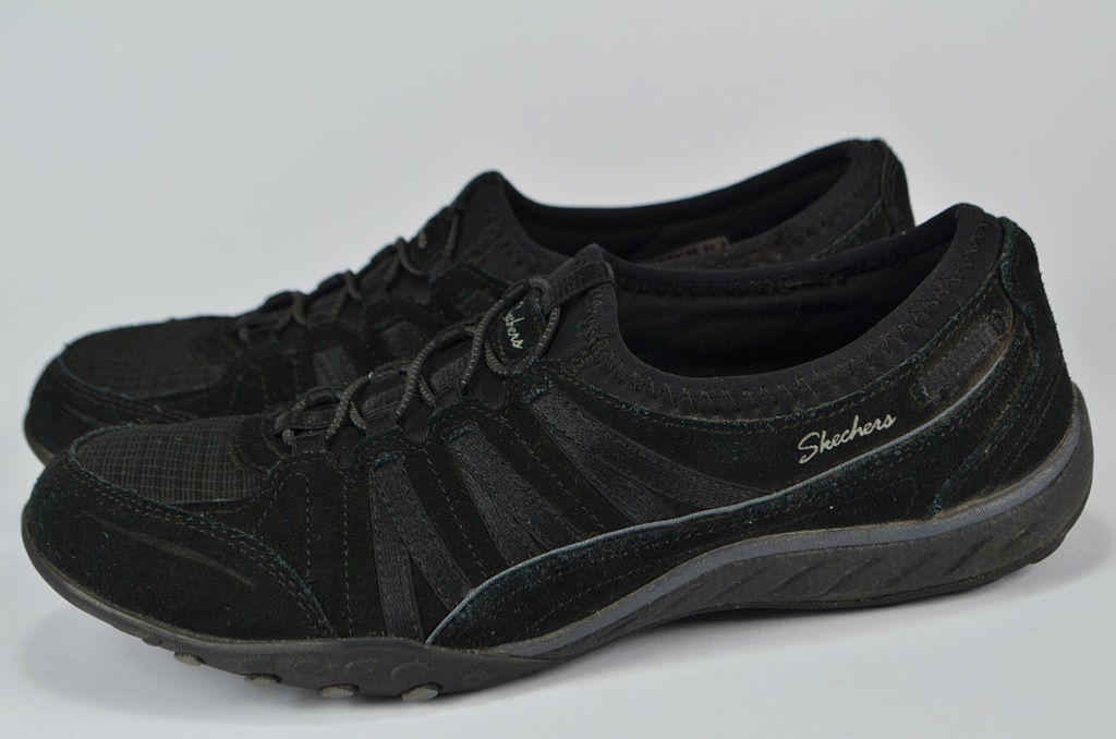 SKECHERS BREATHE EASY MONEYBAGS Sportowe!r38