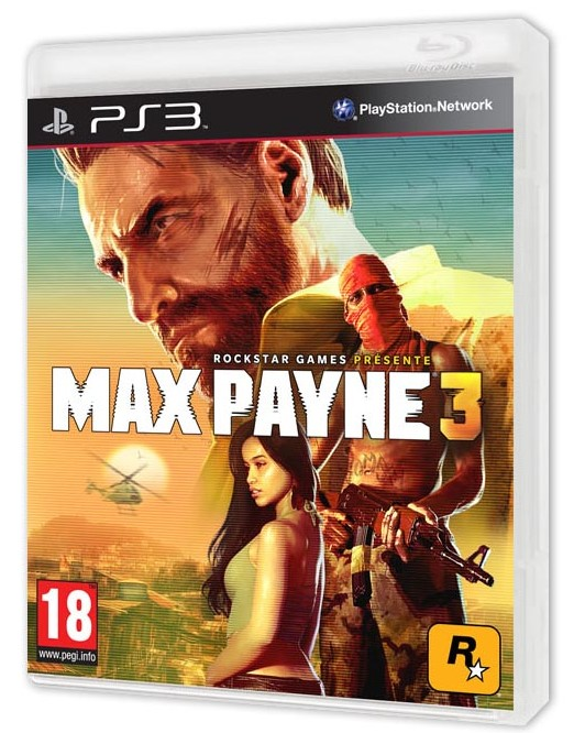 Max Payne 3 Pl Ps3 Video Play Wejherowo 7073954485 Oficjalne Archiwum Allegro