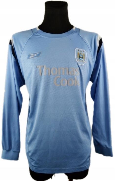 Manchester City FC REEBOK Oryginalna Koszulka _ XL