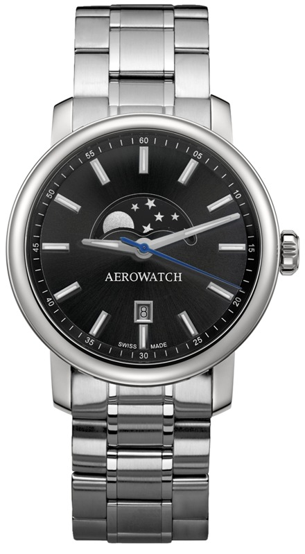 SZWAJCARSKI ZEGAREK MĘSKI AEROWATCH 08937 AA02 M
