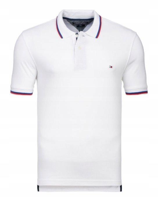 TOMMY HILFIGER REGULAR FIT Koszulka polo XL