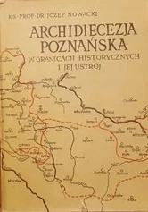 Archidiecezja poznańska w granicach