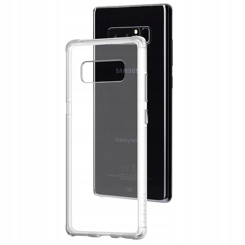 CASE MATE Tough Clear etui Samsung Galaxy Note 8