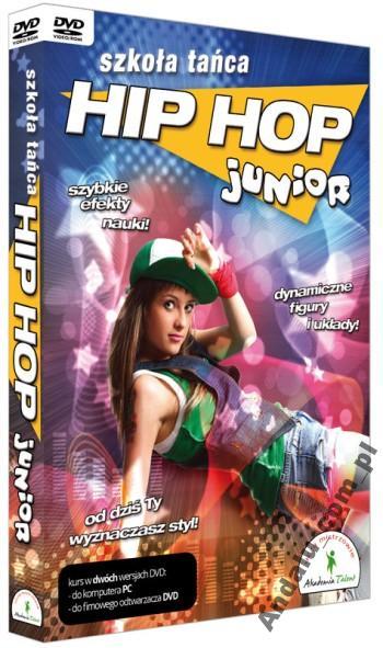 Szkoła tańca Hip-Hop Junior - Nauka tańca