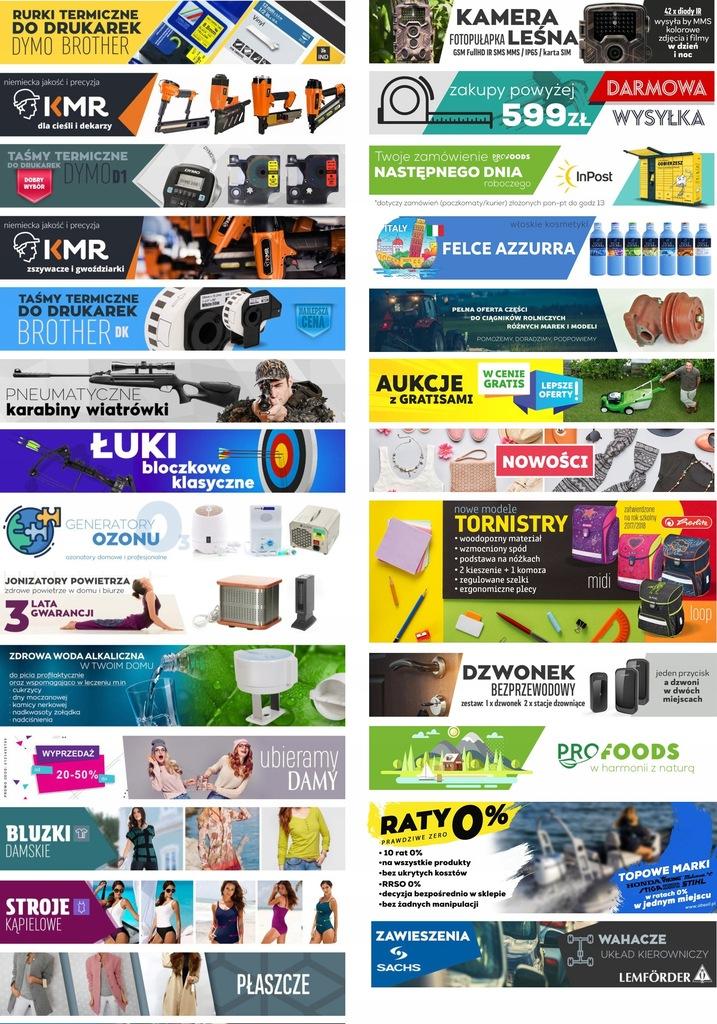 5 X Baner Na Allegro Lista Ofert Nowosc Od Allegro 7533419738 Oficjalne Archiwum Allegro