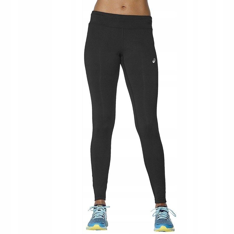 Damskie spodnie legginsy biegowe Asics Tight W XS