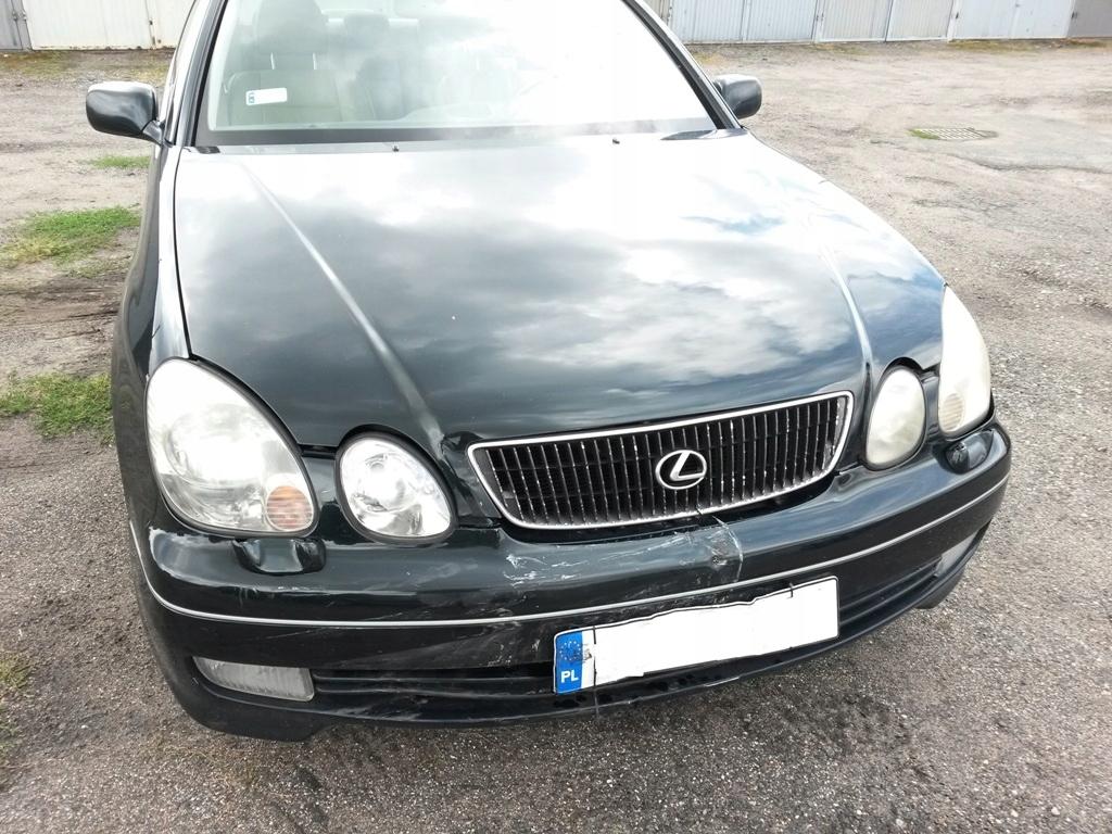 Lexus Gs300 Mk2 2003 Po Stuczce 7452572148 Oficjalne Archiwum Allegro