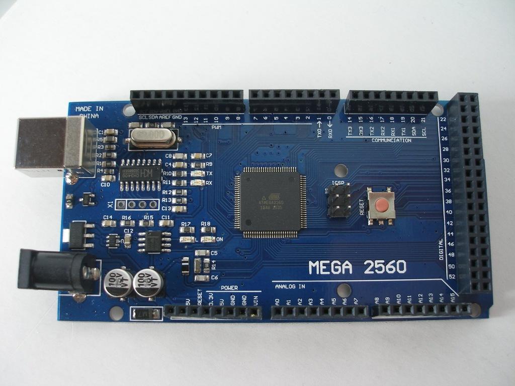 Arduino Mega 2560 Rev3 klon + kabel USB