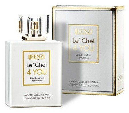 Fenzi Le Chel 4 You EDP PERFUMY 100ml klasyczna 5