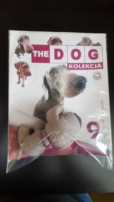 The Dog Kolekcja Piesek Gazetka The Dog Nr 9 7493459483 Oficjalne Archiwum Allegro