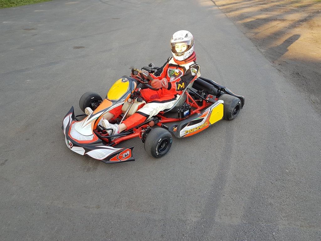Karting maranello crg rotax max 125