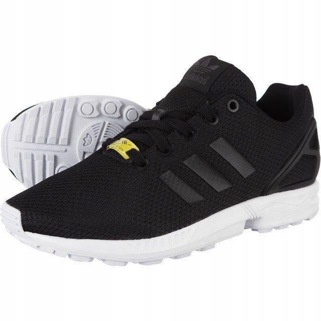 adidas zx flux damskie czarne na nogach 39