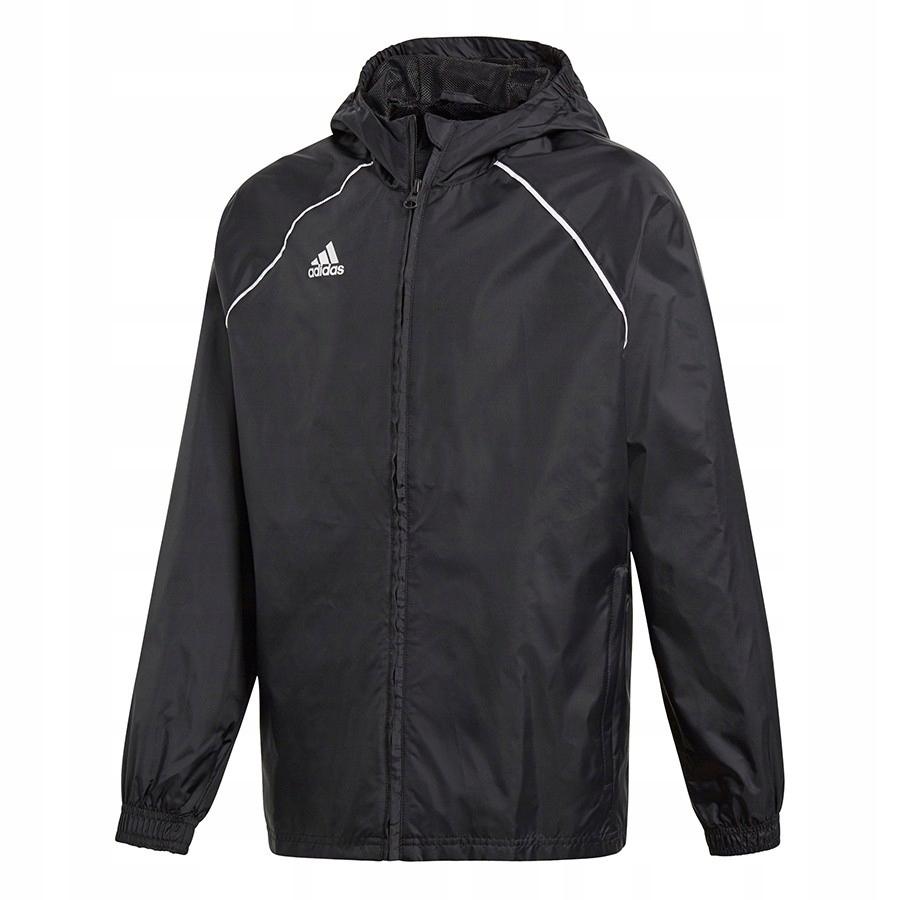 Kurtka adidas CORE 18 RN JKT Y CE9047 116 cm czarn