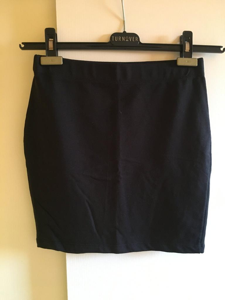 New Yorker spódnica 36 S czarna mini 7357047861