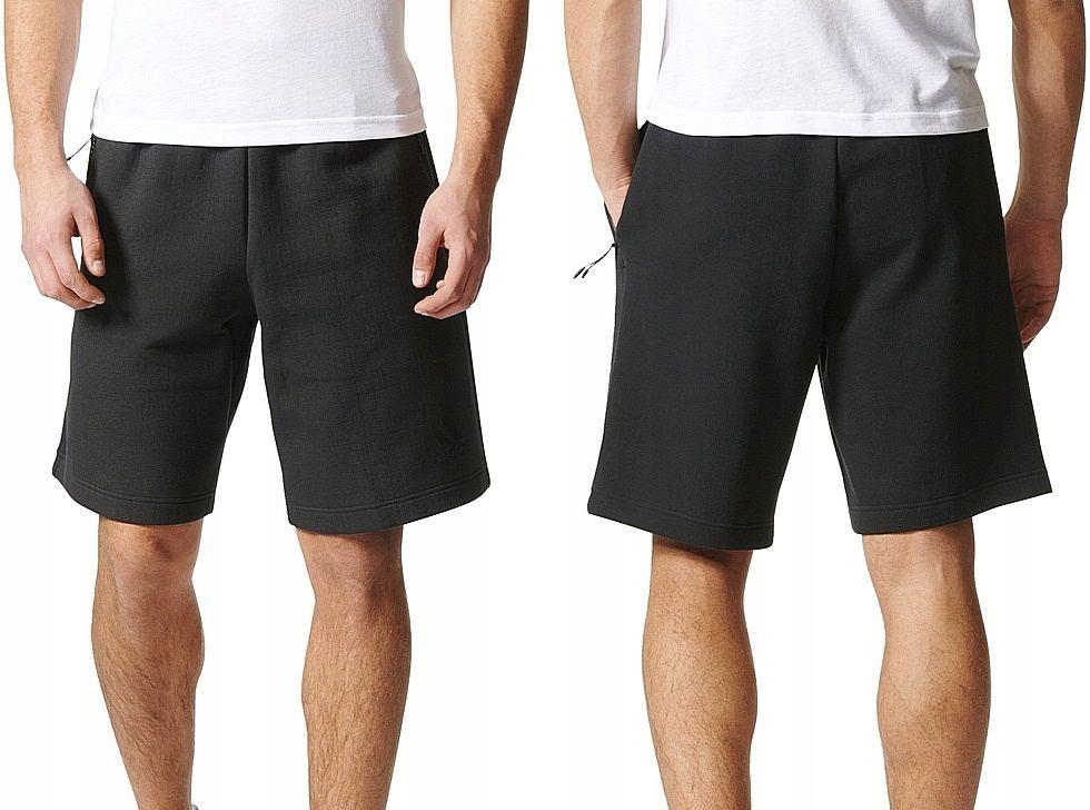 Adidas ZNE KNIT SHORT (XL) Spodenki Męskie