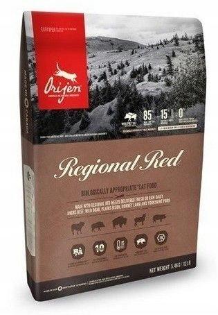 Orijen Regional Red Cat 1,8kg