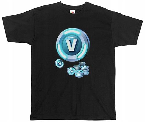 m L koszulka fortnite game gra dla gracza RÓŻNE