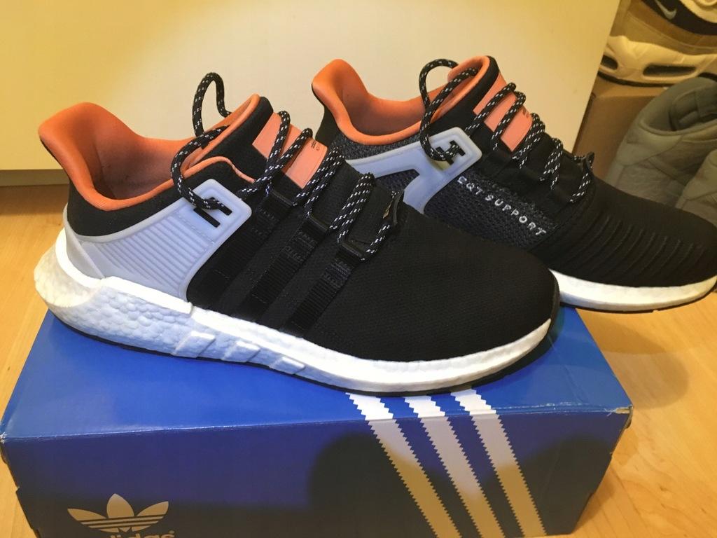 Buty Adidas Eqt Boost 768670 139 DamskieMęskie W Białe