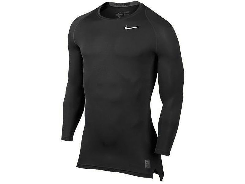 Nike Koszulka męska Nike Cool Compression LS biała r. XXL (703090 100)