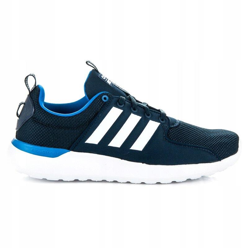 Niebieskie Buty Męskie Sportowe Adidas r.42
